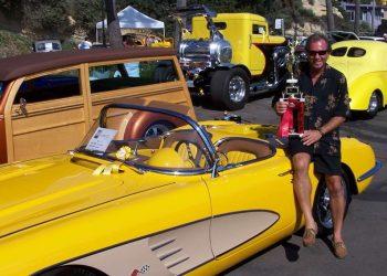 1960 Yellow Resto Mod