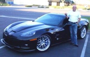 Corvette Mike Vietro