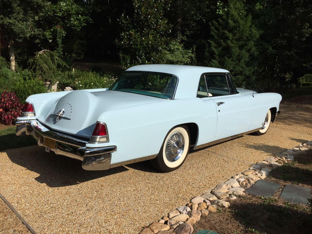 Featured Car of the Week: 1956 Lincoln Continental Mark II