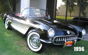 1956 Chevrolet Corvette C1
