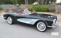 1960 Chevrolet Corvette C1