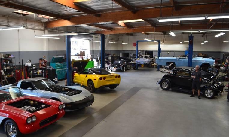 Tustin Auto Center >> Corvette Service - Corvette Mike | Used Chevrolet Corvettes for Sale