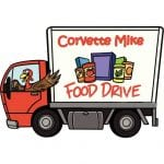 Corvette Mike Food Drive Toy Drive 2017