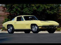1967 yellow corvette l88 13