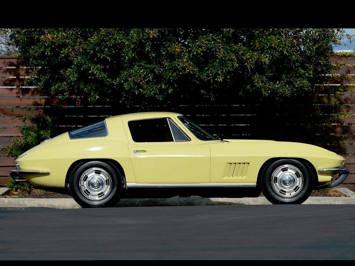 1967 yellow corvette l88 2