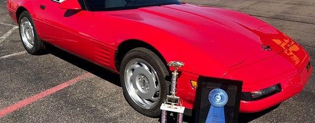 1992 Corvette