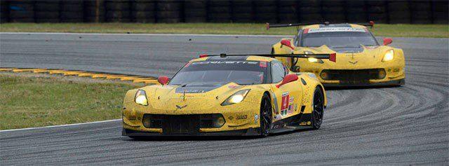 Corvette Le Mans C7R