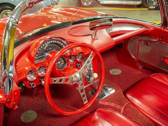 1960 LS2 Resto Mod int