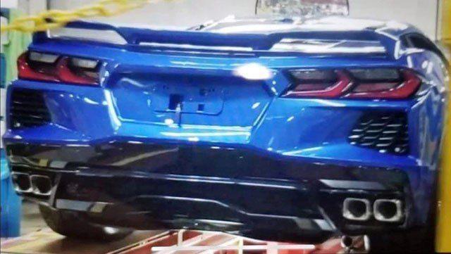c8 corvette reveal