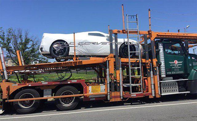 C8 Corvette Production Delay