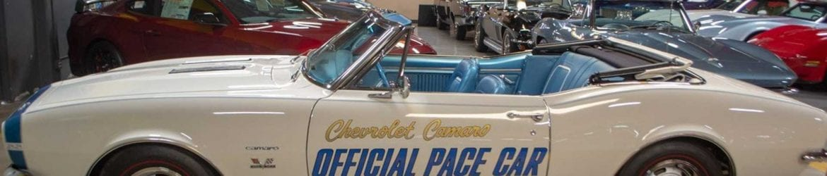 buy this 1967 chevrolet camaro pace car signed by indy winner aj foyt