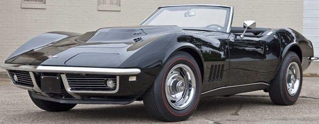 1968 black l88 convertible 1