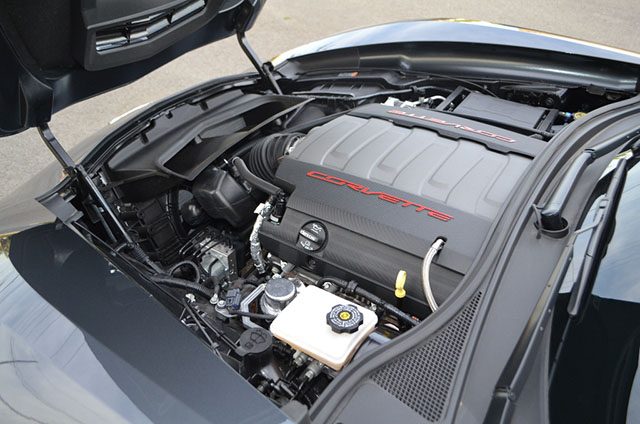 2014 gray engine