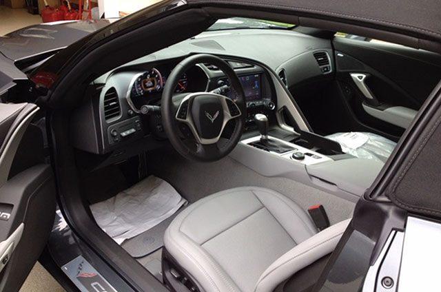 2014 gray interior