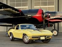 1967 L88 Corvette Coupe Bloomington Gold Winner