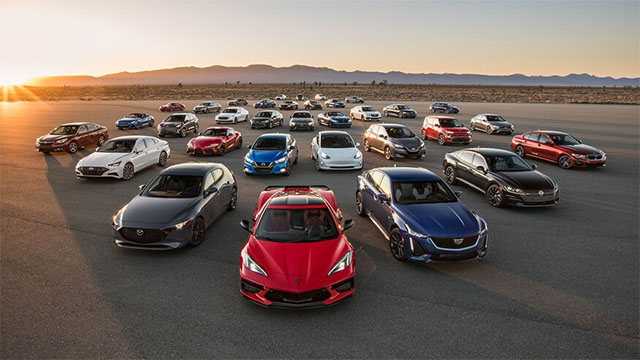 motor trend car of the year 2020