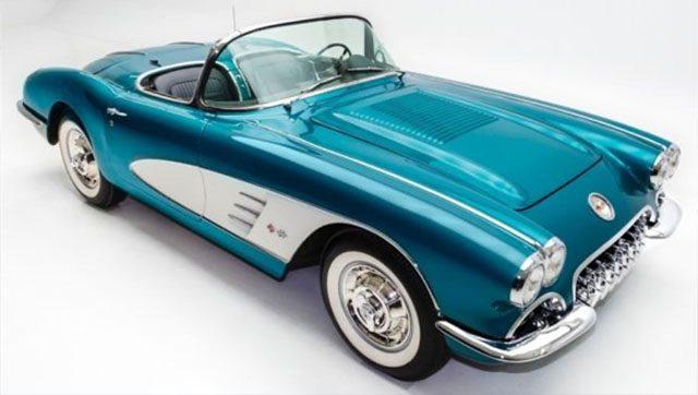 1958 regal turquoise