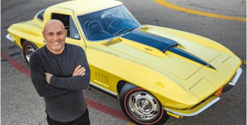Corvette Coupe 1967 L77