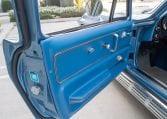 1967 blue corvette l71 coupe 0333