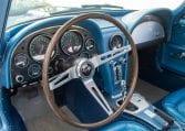 1967 blue corvette l71 coupe 0335