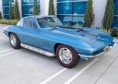 1967 blue corvette l71 coupe 0342