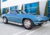 1967 blue corvette l71 coupe 0343