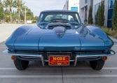 1967 blue corvette l71 coupe 0345