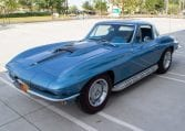 1967 blue corvette l71 coupe 0346