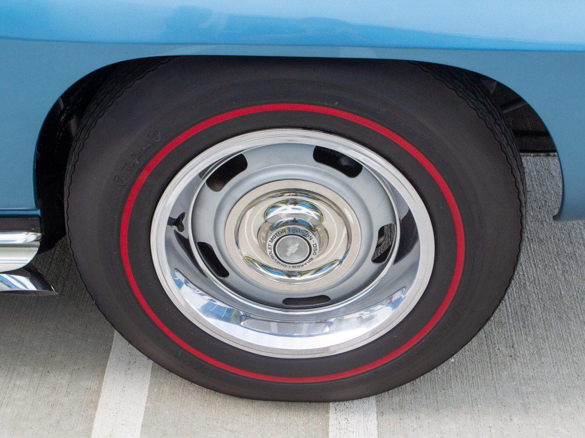 1967 blue corvette l71 coupe 0353