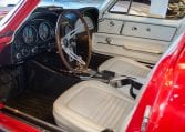 1967 rally red corvette l71 427 435 coupe 0690