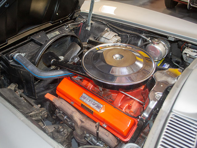 1963 silver 300 swc engine