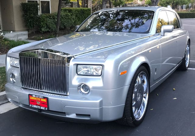 2007 Rolls Royce Phantom Sedan