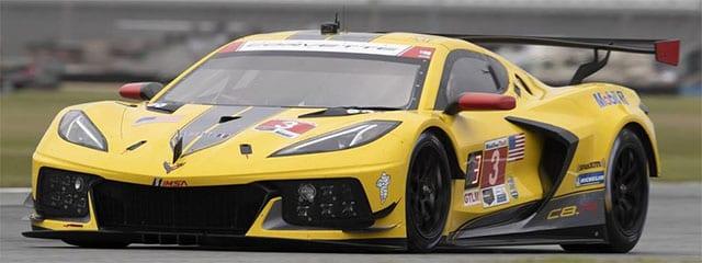 C8 Race Car