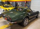 1969 Green Corvette L71 Coupe 0218