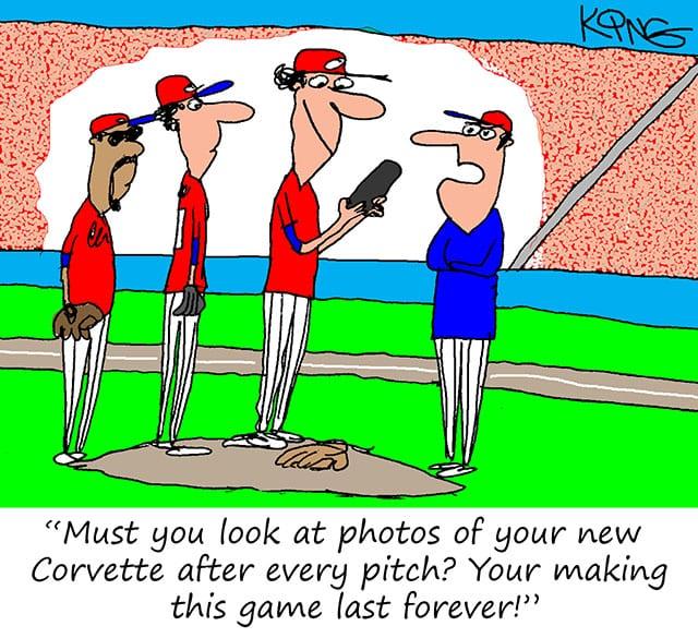 Corvette Comic 4