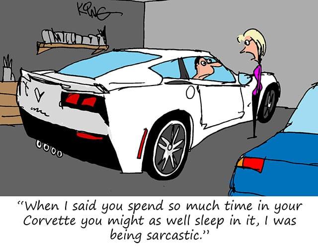 Corvette Comic 5