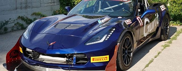 Pikes Peak Race Car