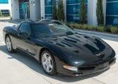 1997 Black Corvette Coupe 0919
