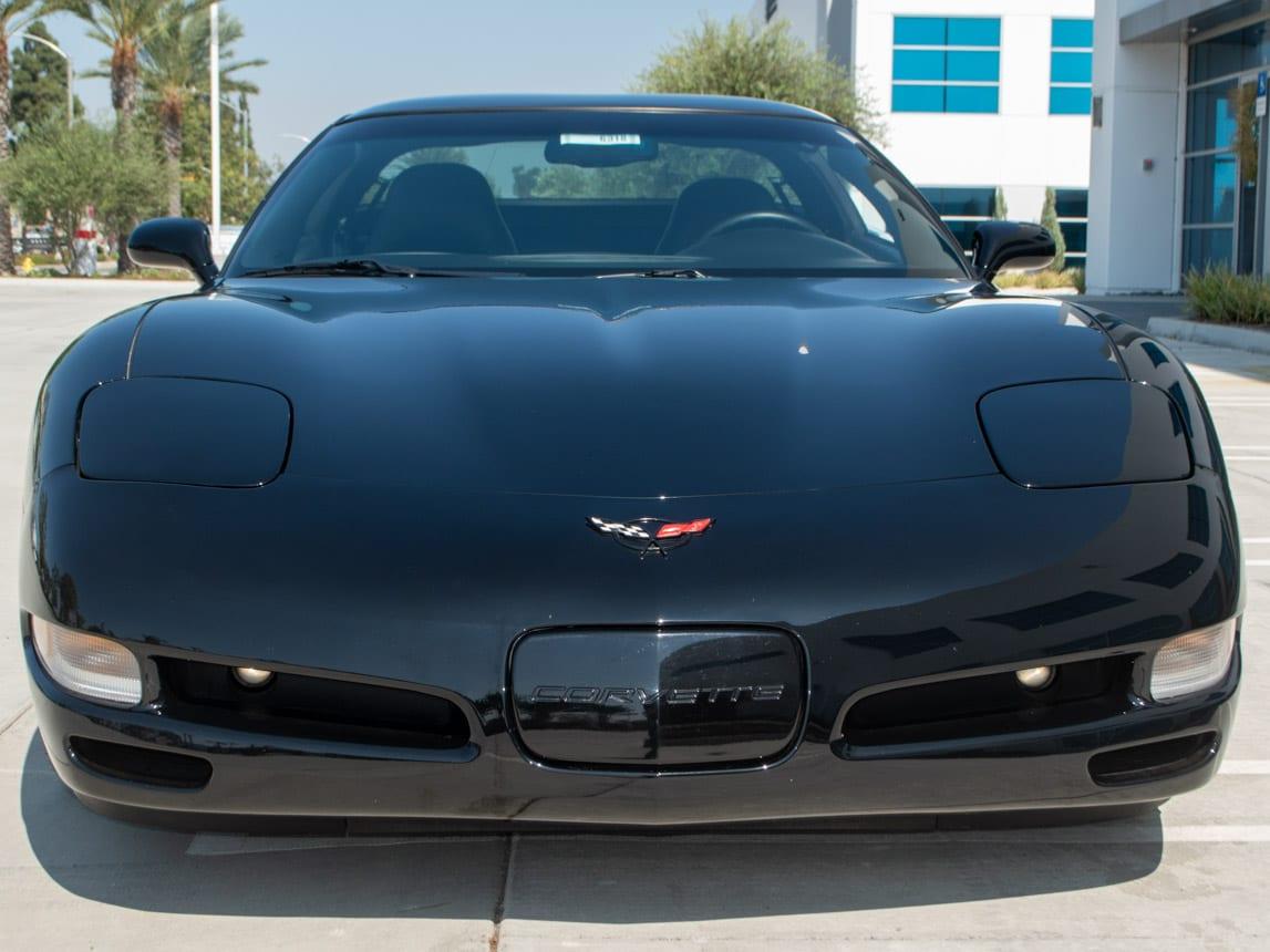1997 Black Corvette Coupe 0920