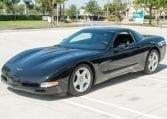 1997 Black Corvette Coupe 0921