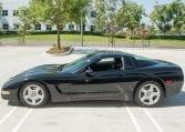 1997 Black Corvette Coupe 0922