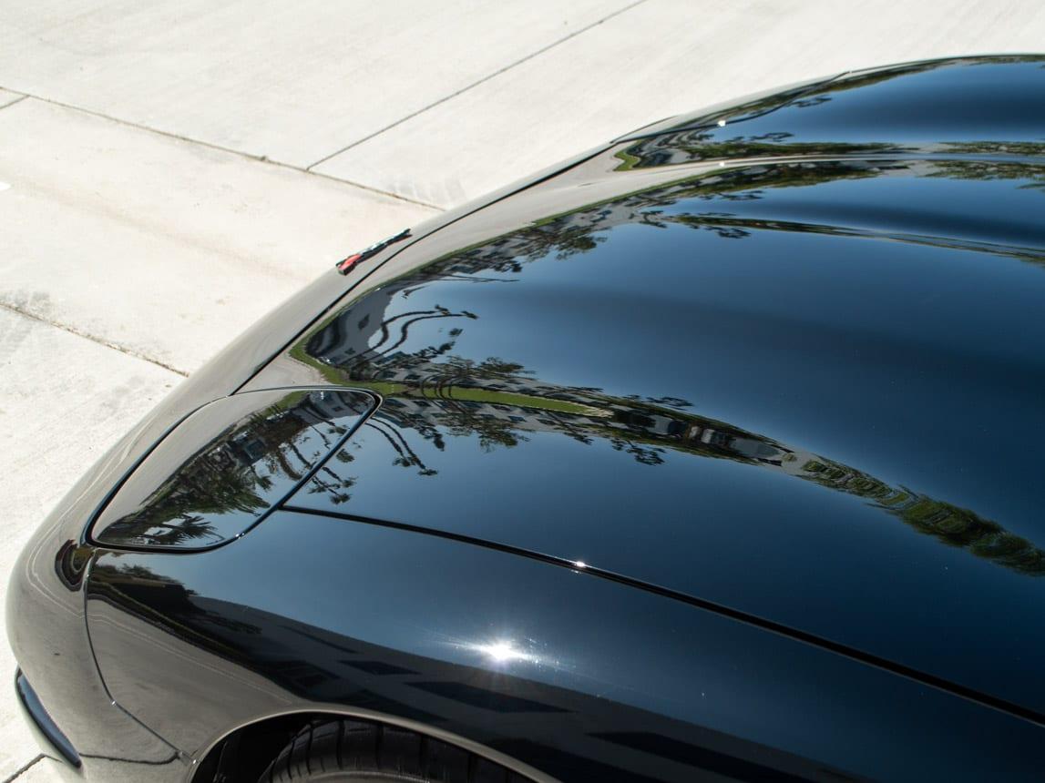 1997 Black Corvette Coupe 0929