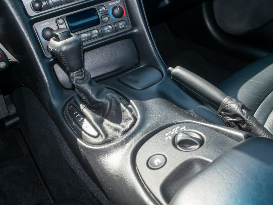 1997 Black Corvette Coupe 0940