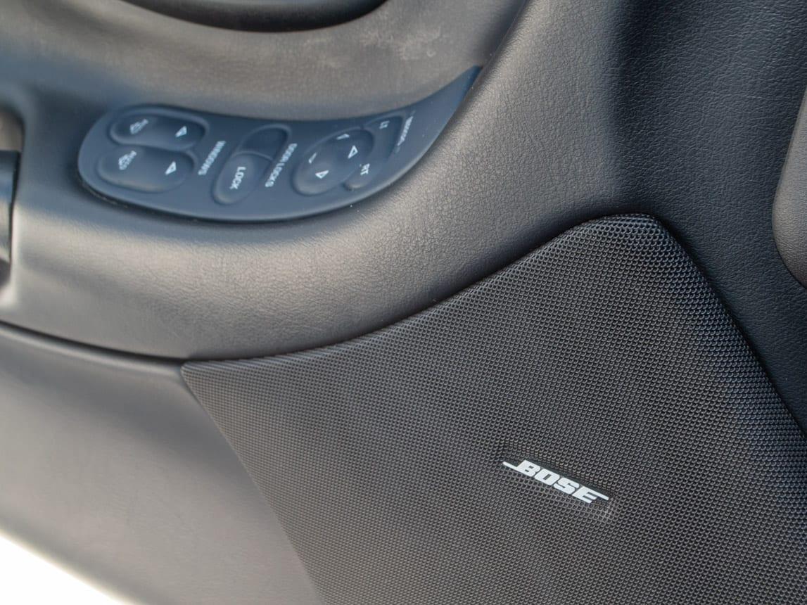 1997 Black Corvette Coupe 0942