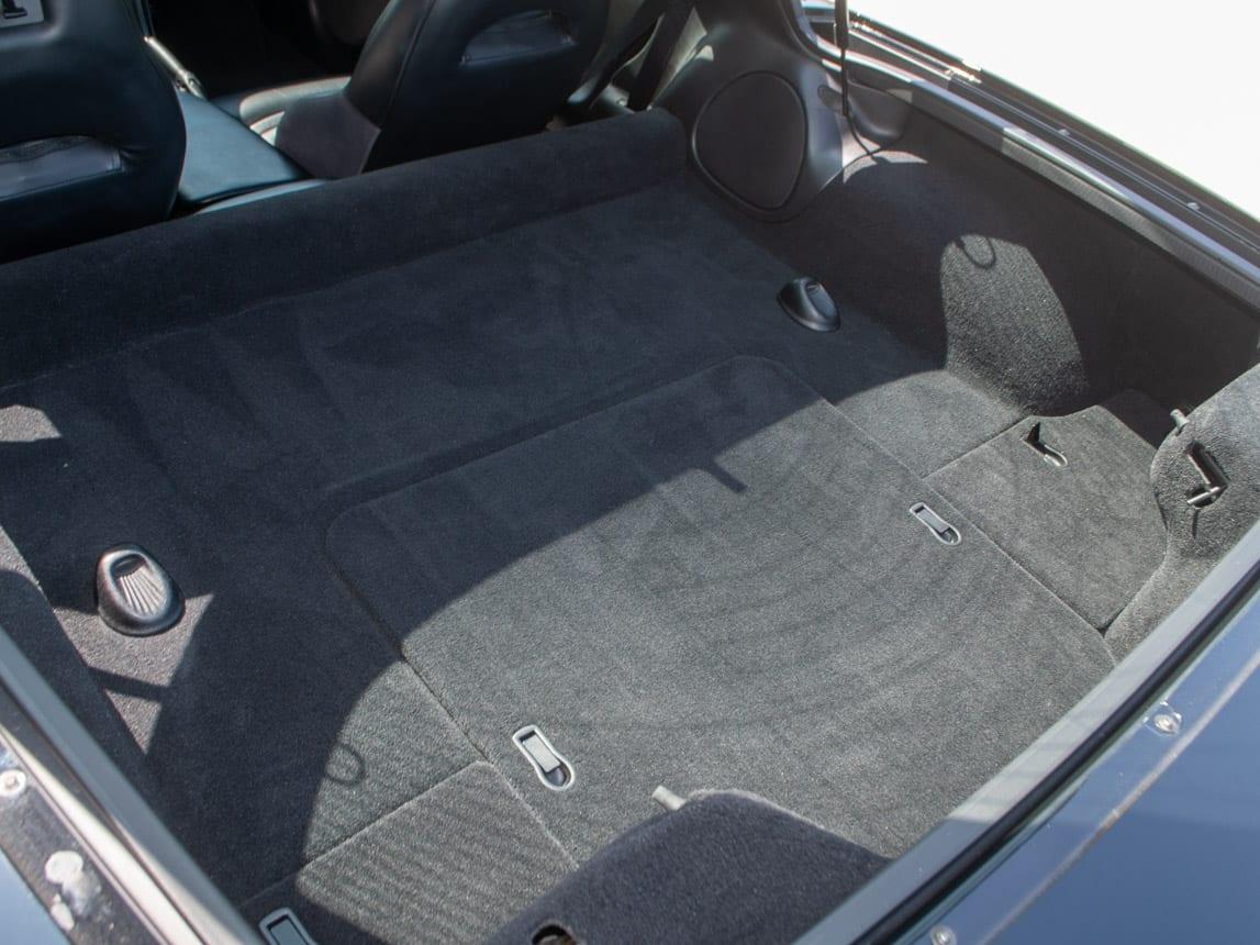 1997 Black Corvette Coupe 0943