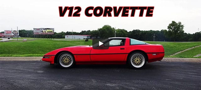 Corvette Zr 12