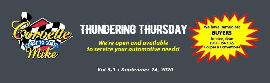 thundering thursday sept 24