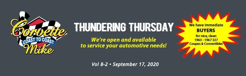 Thundering Thursday Sept17