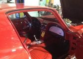 1967 red corvette 400ho ac 2