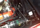 1967 red corvette 400ho ac 3